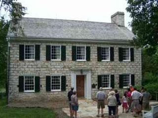 Daniel Boone's home in Defiance, Missouri
